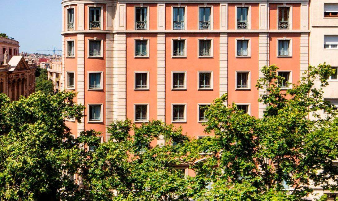 Hotel-Le-Meridien - Barcelona