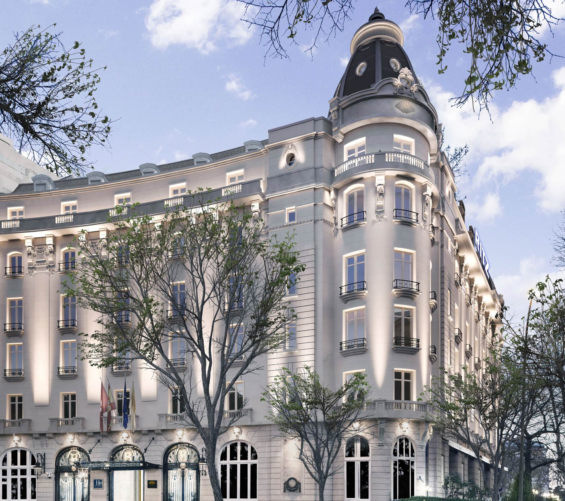 Hotel-Ritz - Madrid