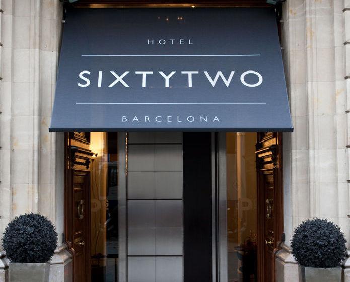 Hotel SixtyTwo - Barcelona